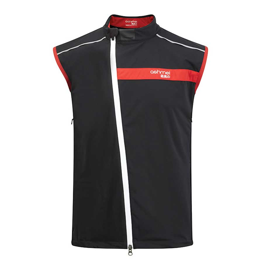 Ashmei Softshell Running Small Vest herre