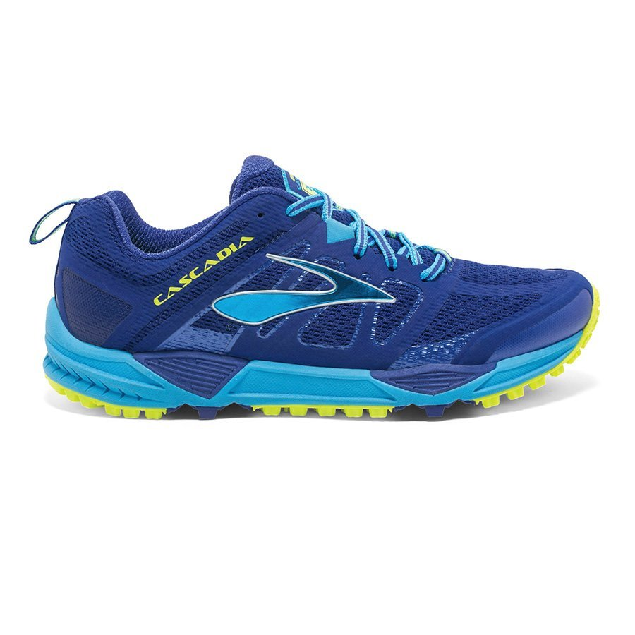Brooks Cascadia 11 Trail dame