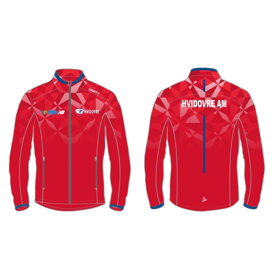 SMU Craft Warm-up Jacket herre