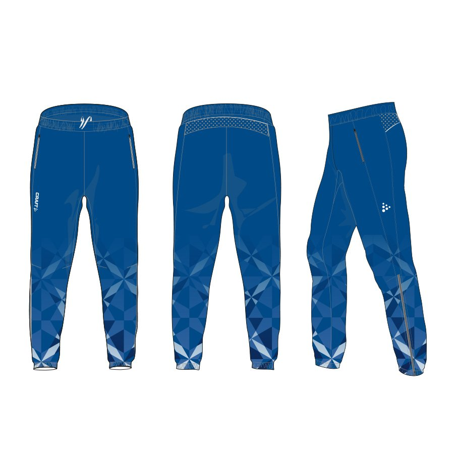 SMU Craft Warm-up Pant dame