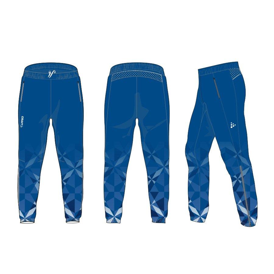 SMU Craft Warm-up Pant dame