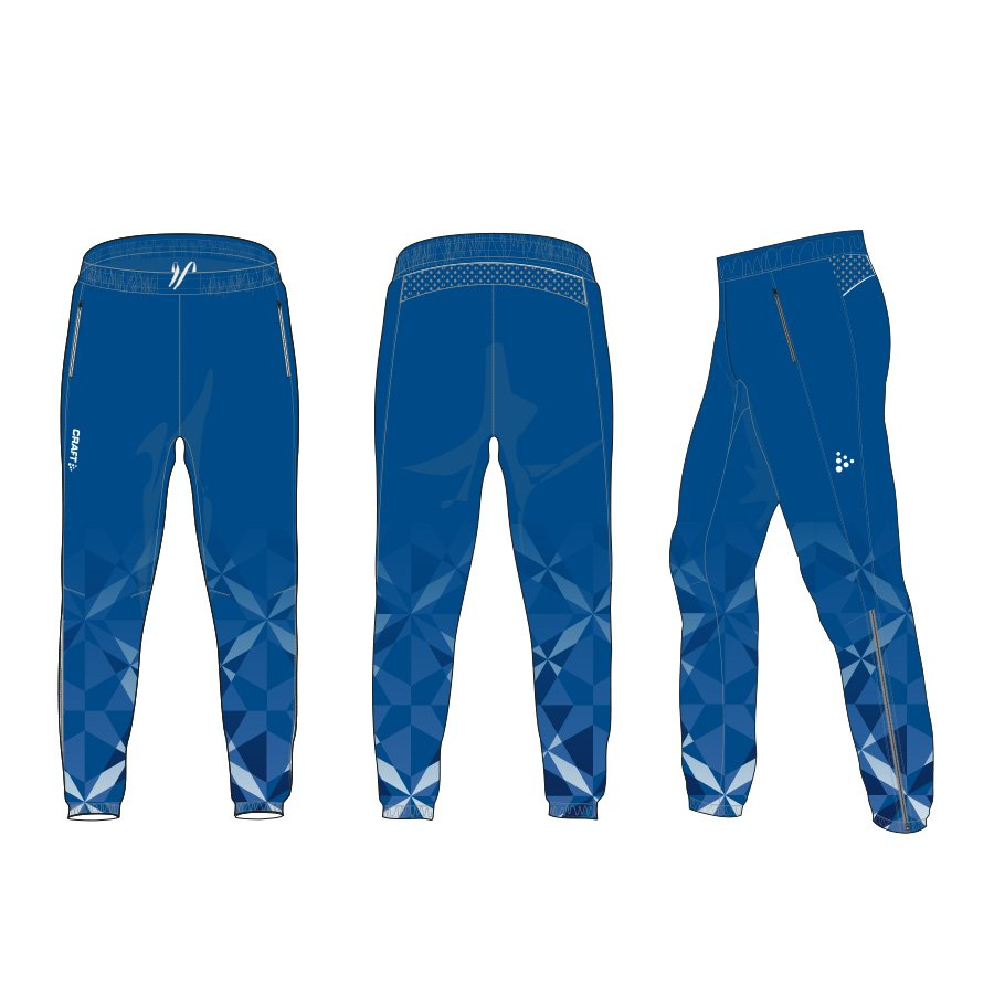 SMU Craft Warm-up Pant junior