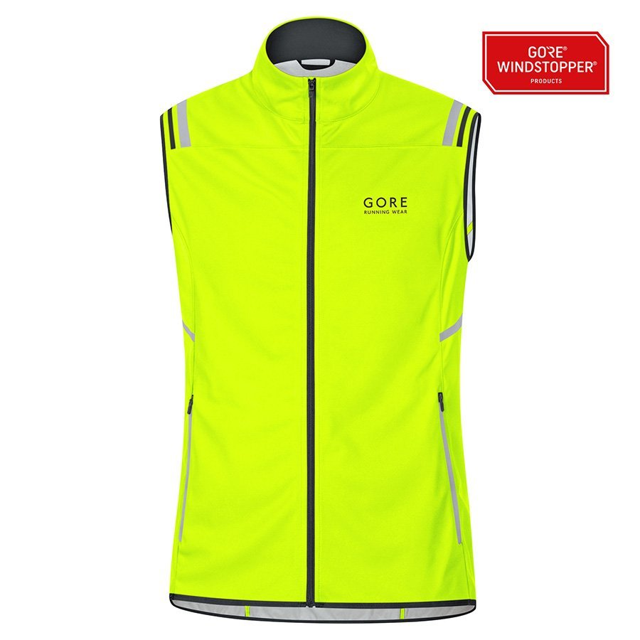 Gore Mythos 2.0 Windstopper Soft Shell Vest herre