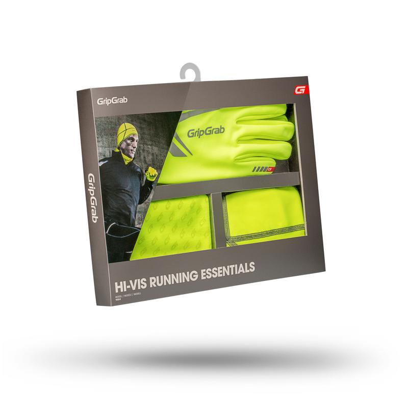 GribGrab Running Essentials Hi-Vis Gift Box
