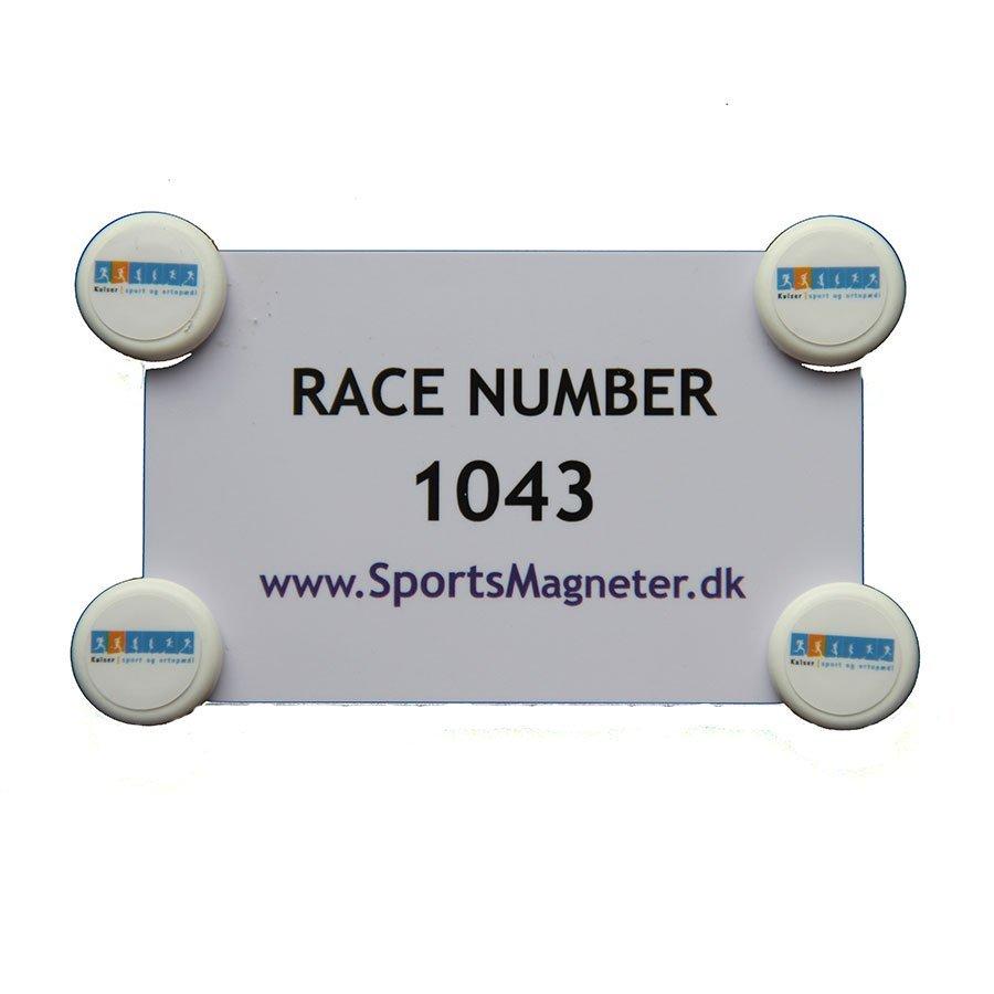 Kaiser Sport Nummer Magneter
