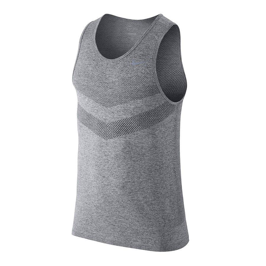 Nike Dri-fit Knit Running Singlet herre
