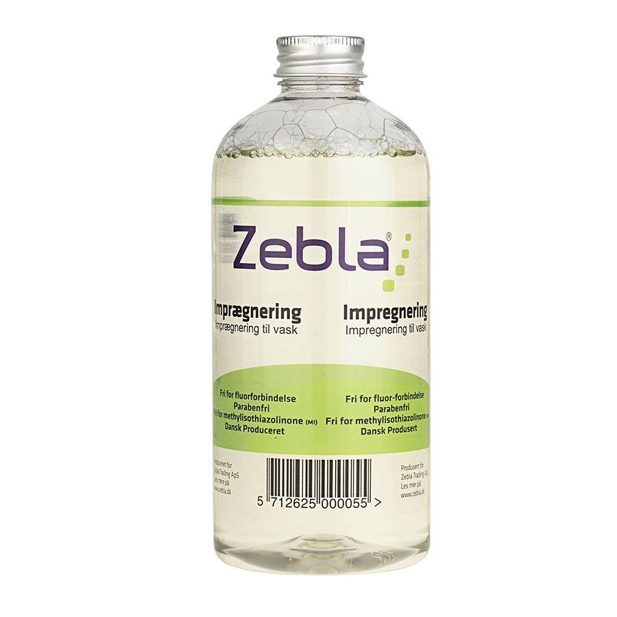 Zebla Imprænering til vask