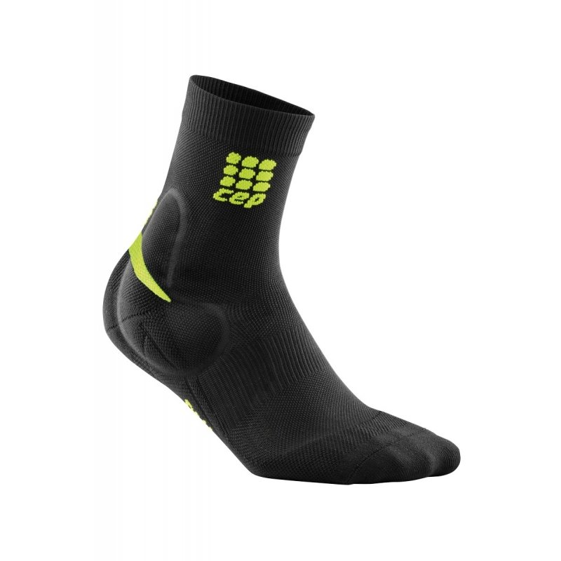 CEP Ortho Ankle Support Short Sock herre