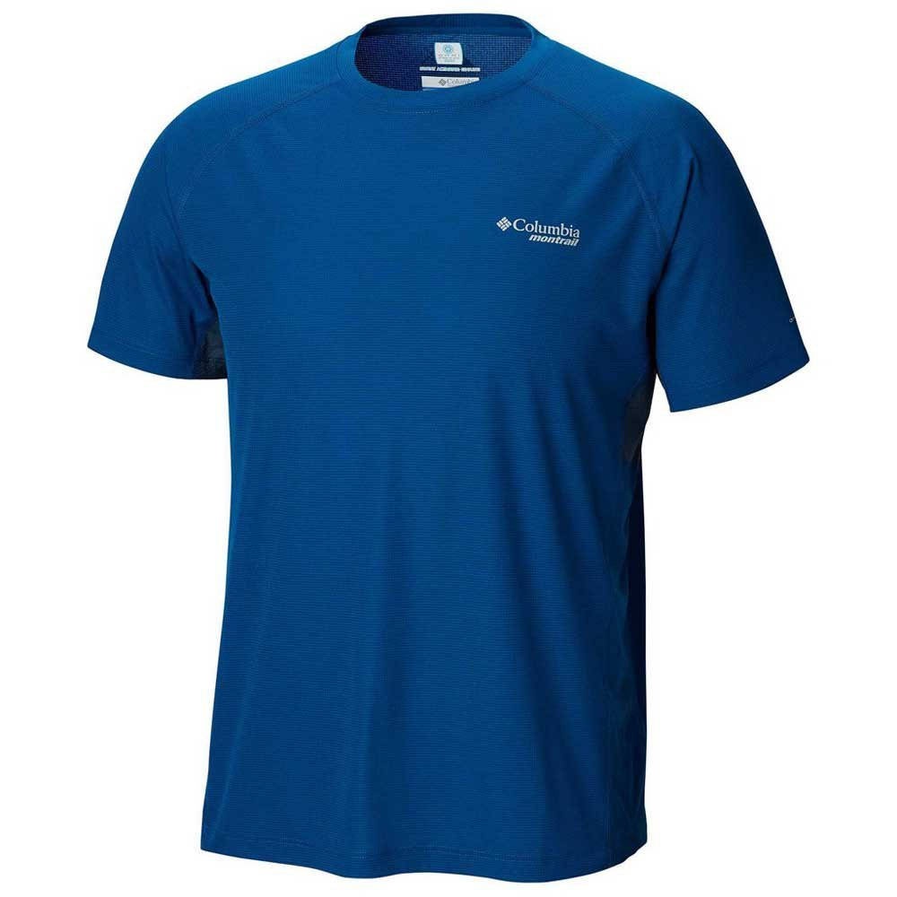 Columbia Titan Short Sleeve Shirt herre