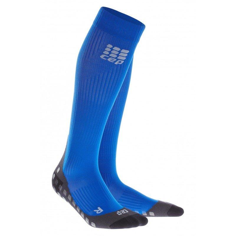 CEP Griptech Socks Dame - Blue
