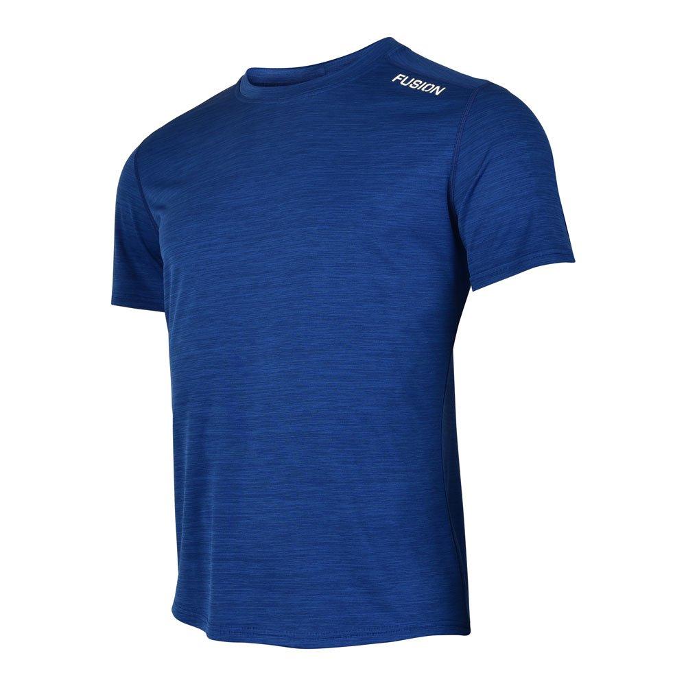 Fusion C3 T-shirt herre Nightmelange