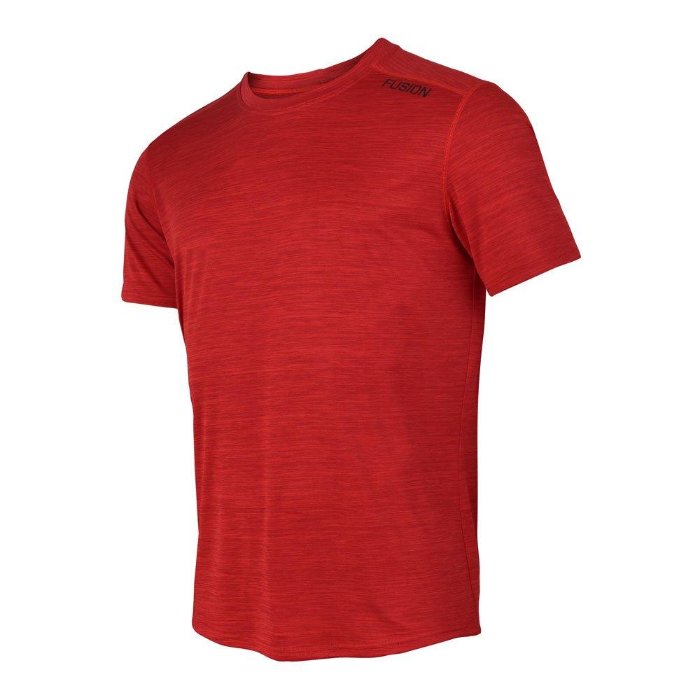 Fusion C3 T-shirt herre Redmelange