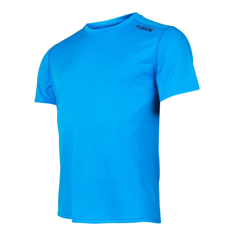 Fusion C3 T-shirt herre Surfmelange