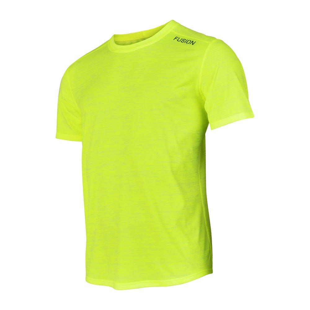 Fusion C3 T-shirt herre Yellowmelange