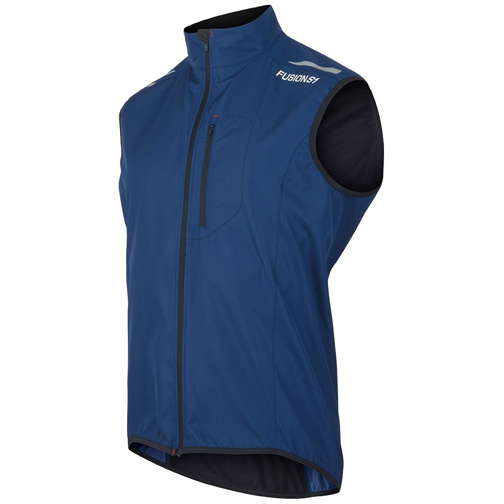 Fusion S1 Run Vest herre Night/Black