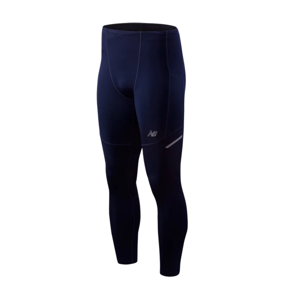 New Balance Impact Tight Blue herre