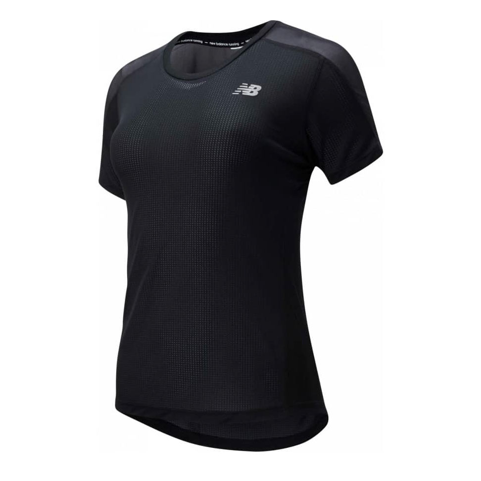 New Balance Impact Run SS Tee dame