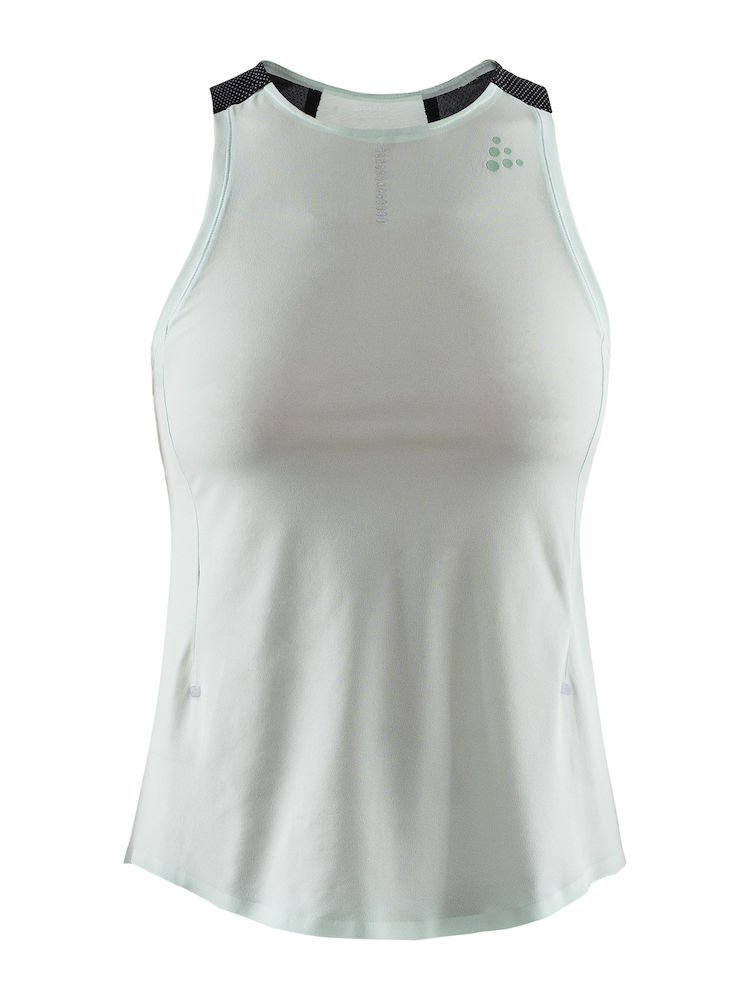 Craft Nanoweight Singlet Plexi dame