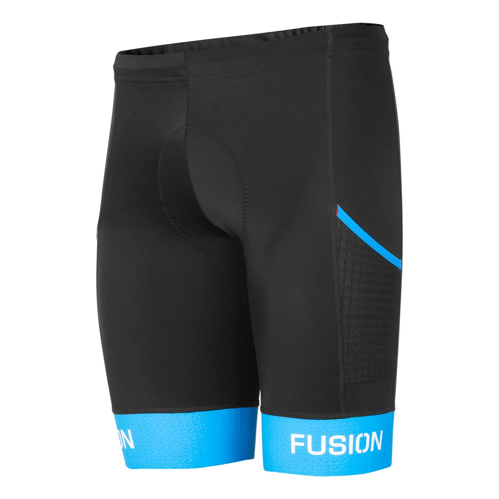 Fusion Tri Pwr Band Pocket Tight unisex Black/Surf