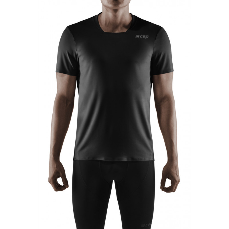 CEP Run Shirt Short Sleeve herre