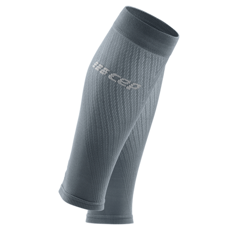 CEP ultralight calf sleeves grey/light grey