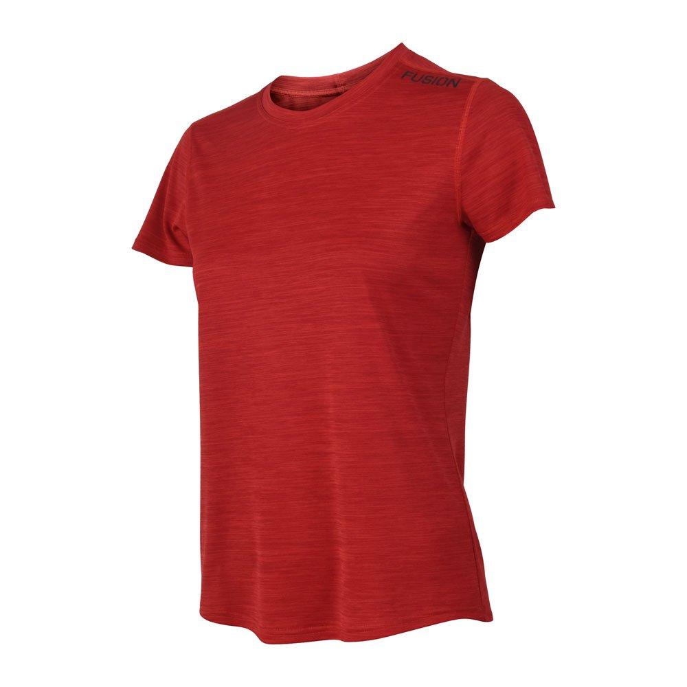 Fusion C3 T-shirt dame Redmelange