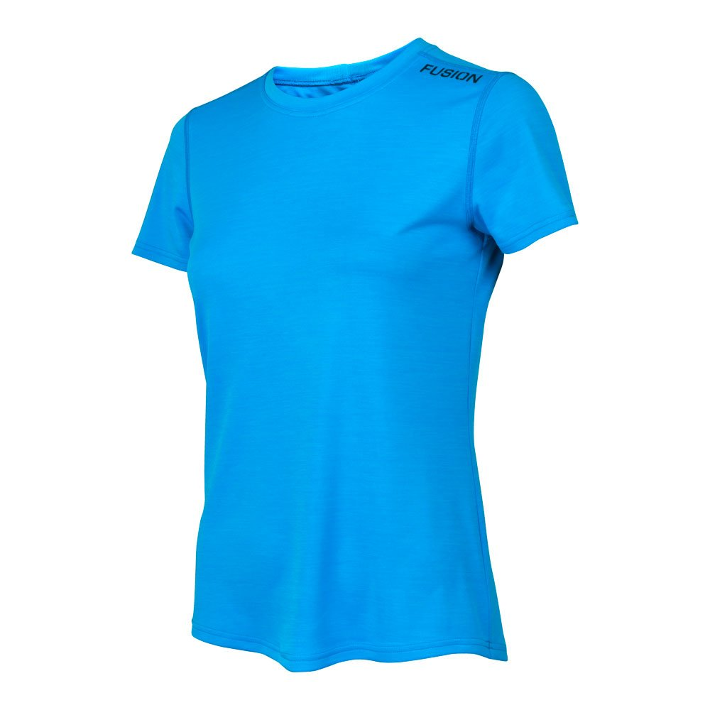 Fusion C3 T-shirt dame Surfmelange