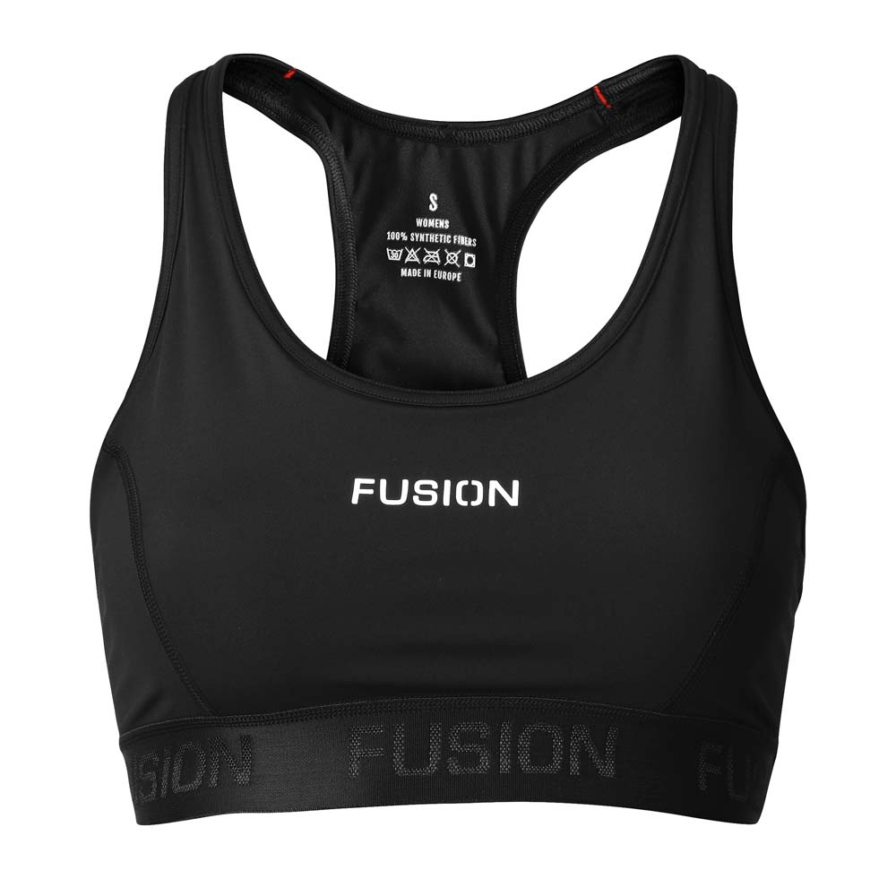 Fusion Womens top Black