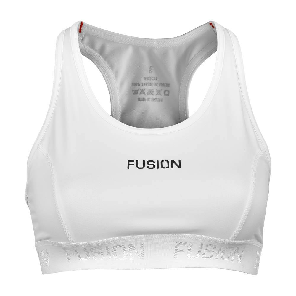 Fusion Womens top White