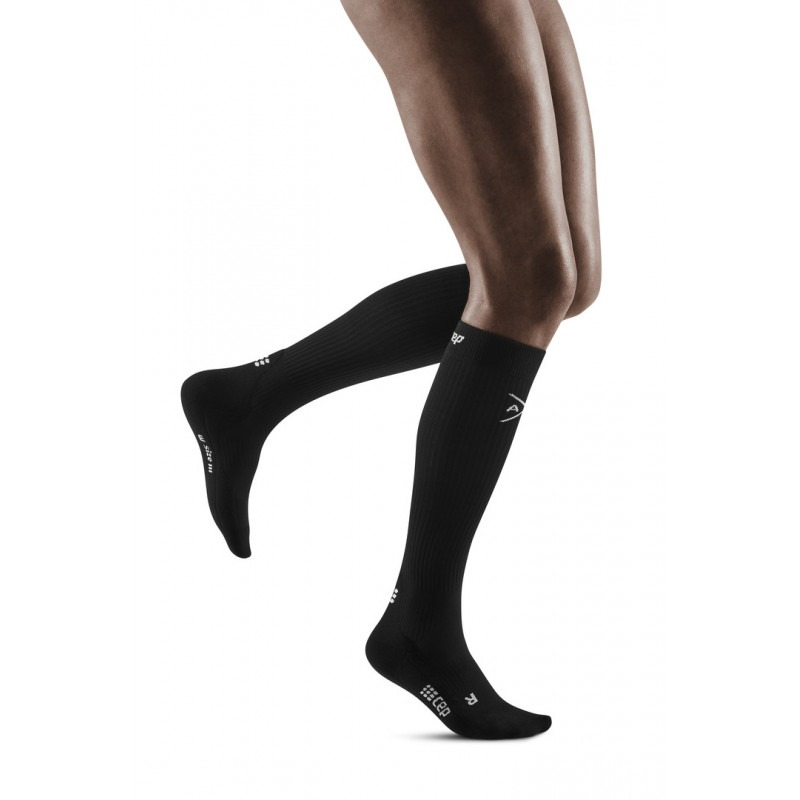CEP Xtra Mile compression socks, black, men