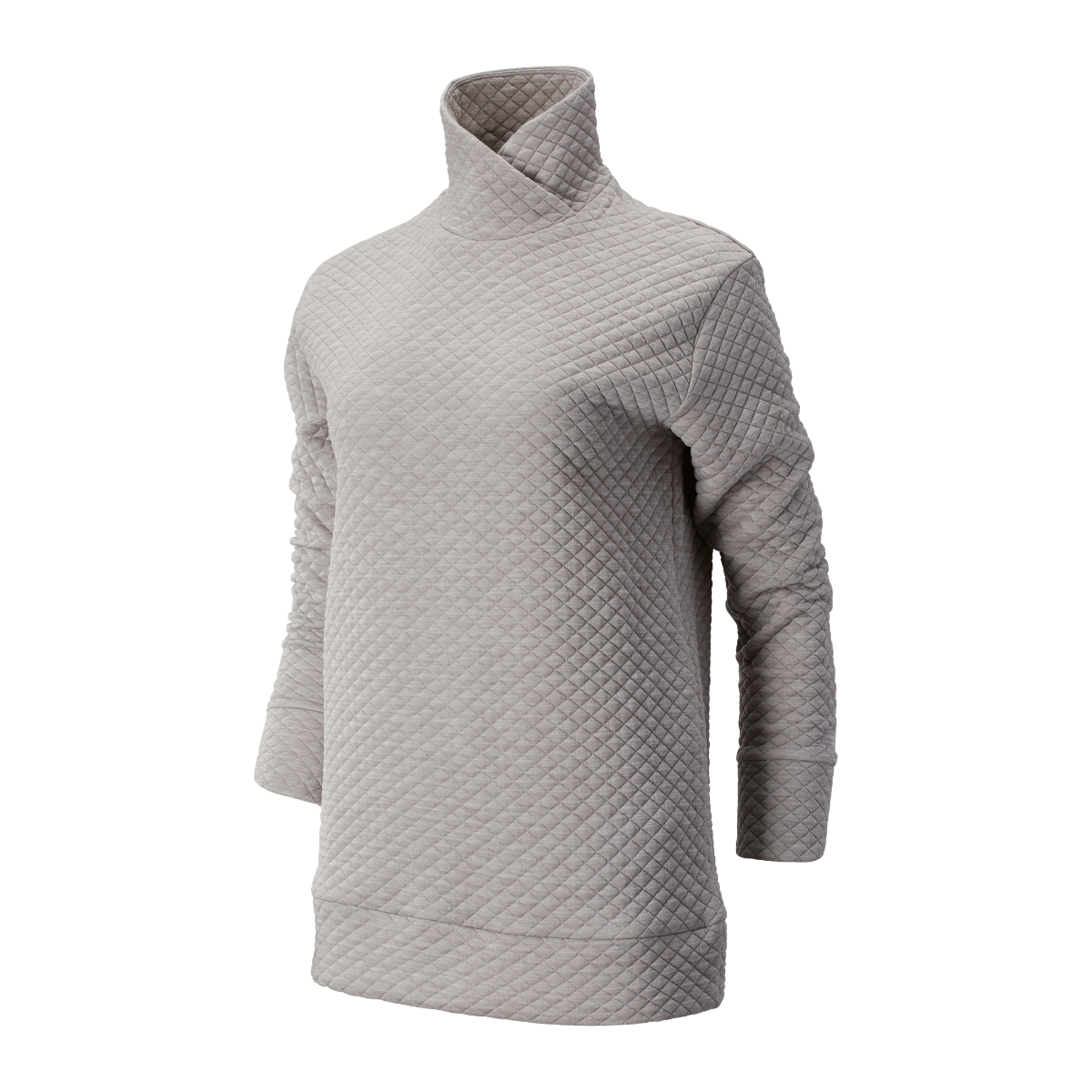 New Balance Heat Loft Pullover Grey dame