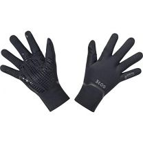 Gore-Tex Infinium Stretch Gloves Black