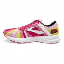 Brooks Launch 6 Run Happy dame