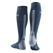 CEP Run Ultralight Socks, blue/light grey herre