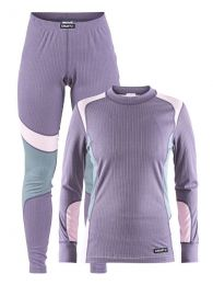 Craft Baselayer Set W Aura/Misty