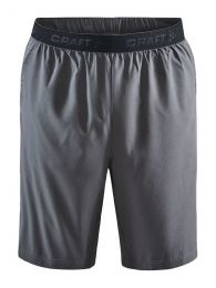 Craft Core Essence Relaxed Shorts M GRANITE