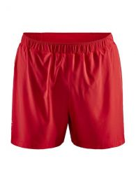 "Craft ADV Essence 5"" Stretch Shorts M BRIGHT RED"