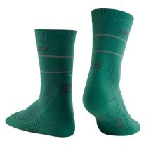 CEP Reflective Mid Cut Socks herre