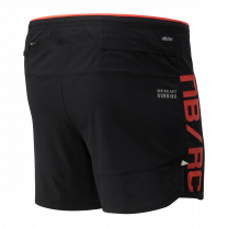 New Balance Printed Impact Run Shorts 5 inch herre