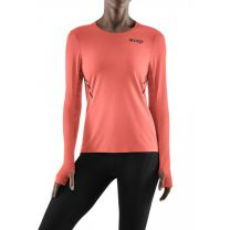 CEP Run Shirt Long Sleeve dame