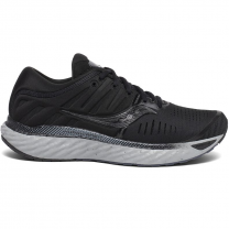 Saucony Hurricane 22 Blackout dame