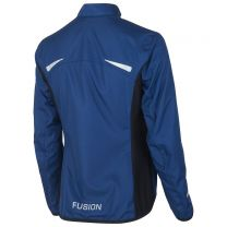 Fusion S1 Run Jakke dame Night/Black