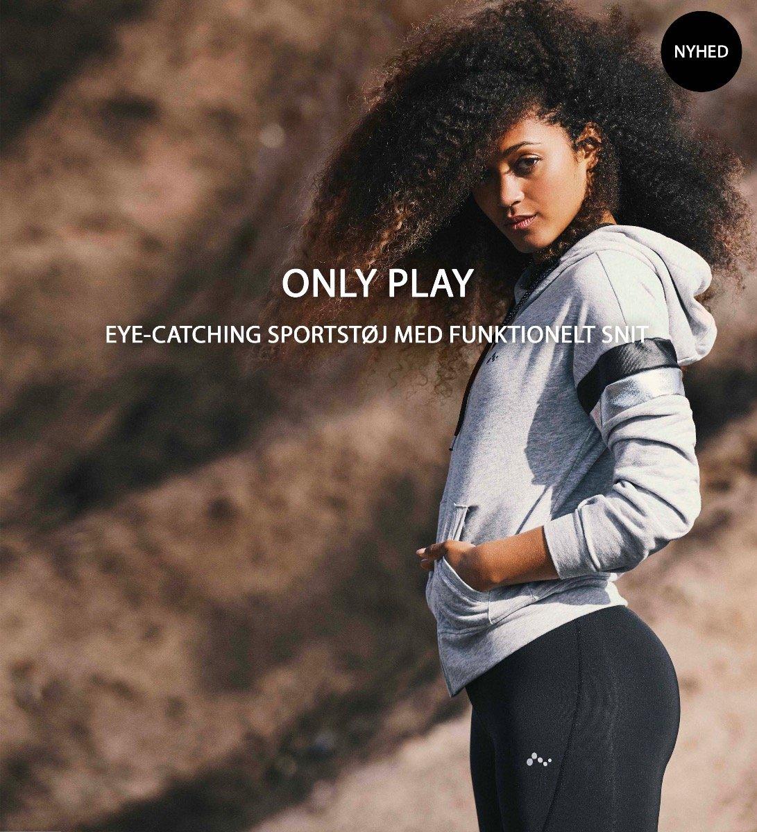 Køb Only Play træningstøj online med fri fragt på kaisersport.dk