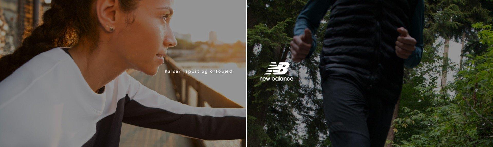 Køb New Balance løbetøj og løbesko til herre og dame online med fri fragt