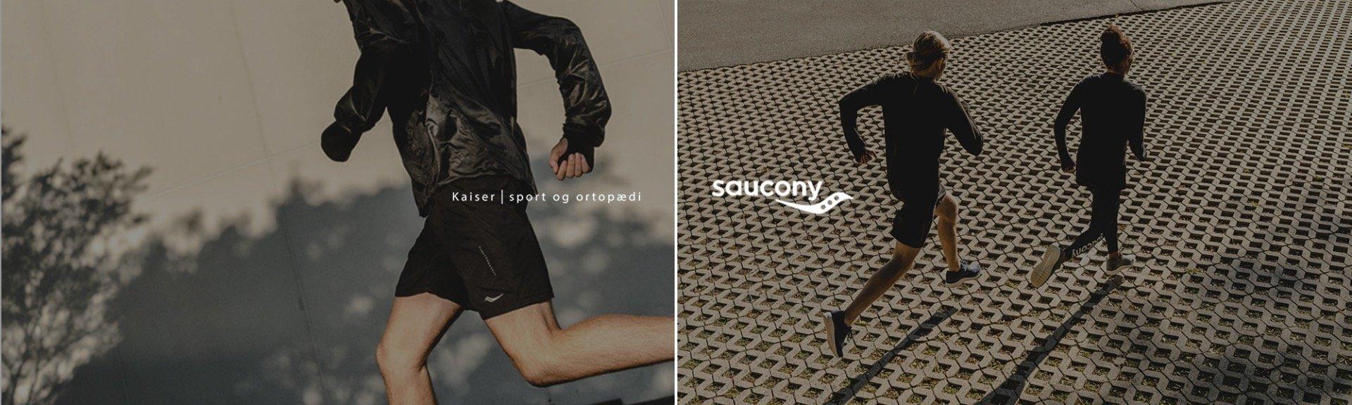 Køb Saucony løbesko og løbetøj online til dame og herre på kaisersport.dk med fri fragt og 365 dages retur