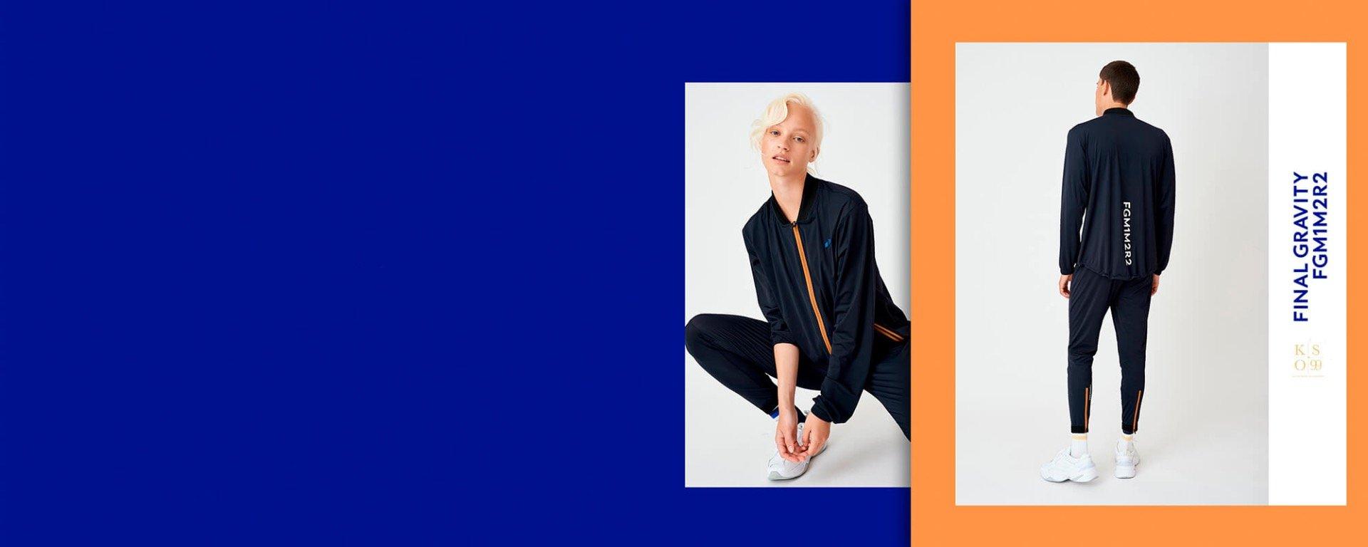 Køb Final Gravity løbetøj, modetøj, online med fri fragt på kaisersport.dk