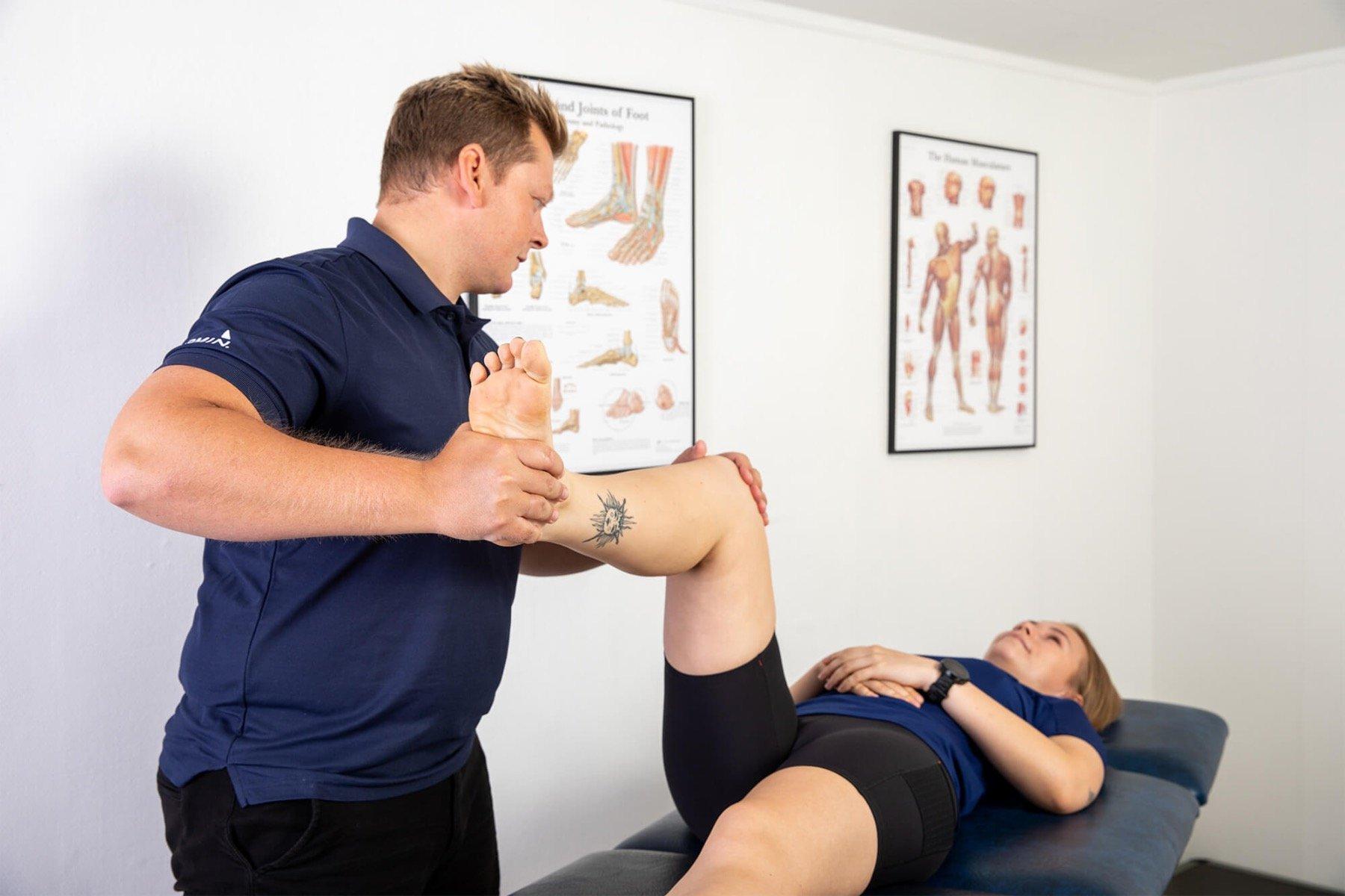 Løbebutik, Fysioterapi, Ortopædiske Indlæg, Horsens, Kaiser Sport.