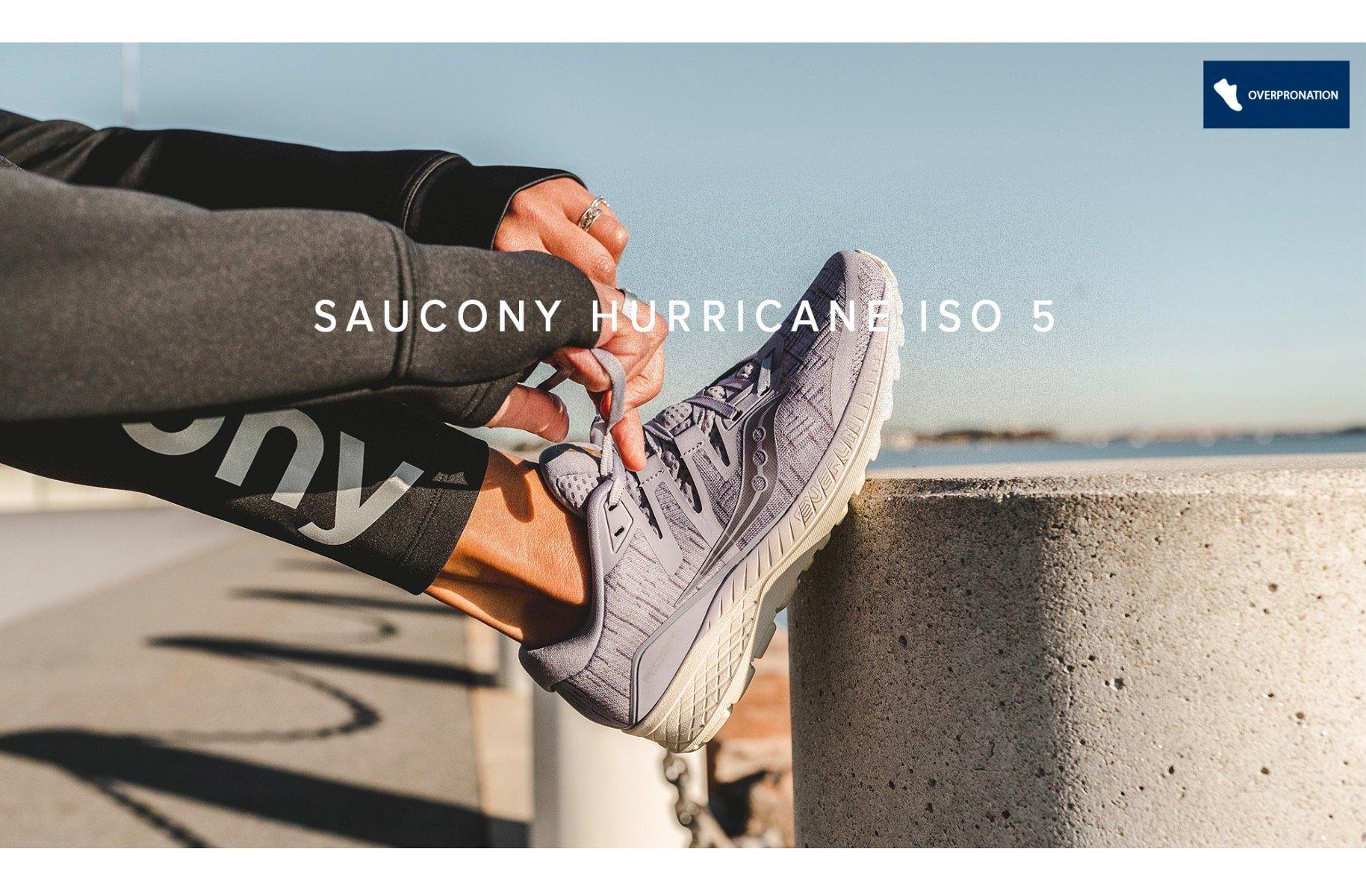 Saucony Hurricane løbesko kaiser sport og ortopædi