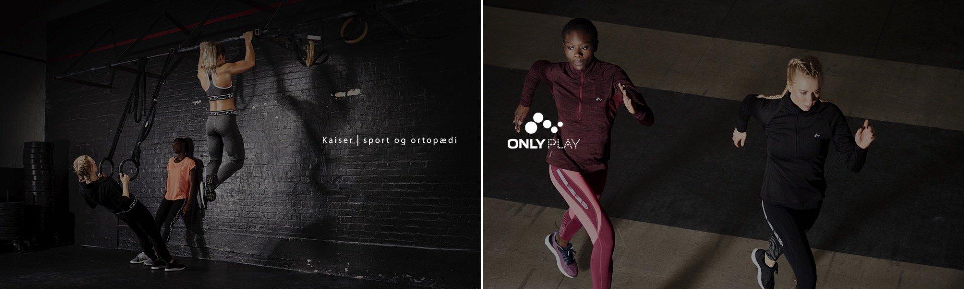 Køb Only Play løbetøj og træningstøj online med fri fragt på kaisersport.dk