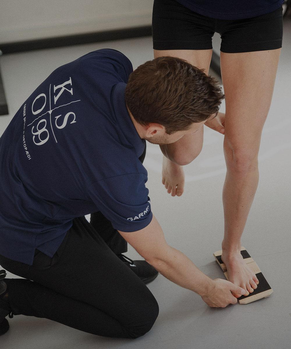 Fysioterapi, kaiser sport & ortopædi